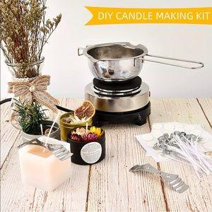 NIB DIY Candle Making Kit